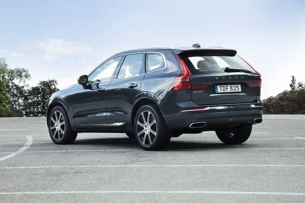 Nova geração do Volvo XC60