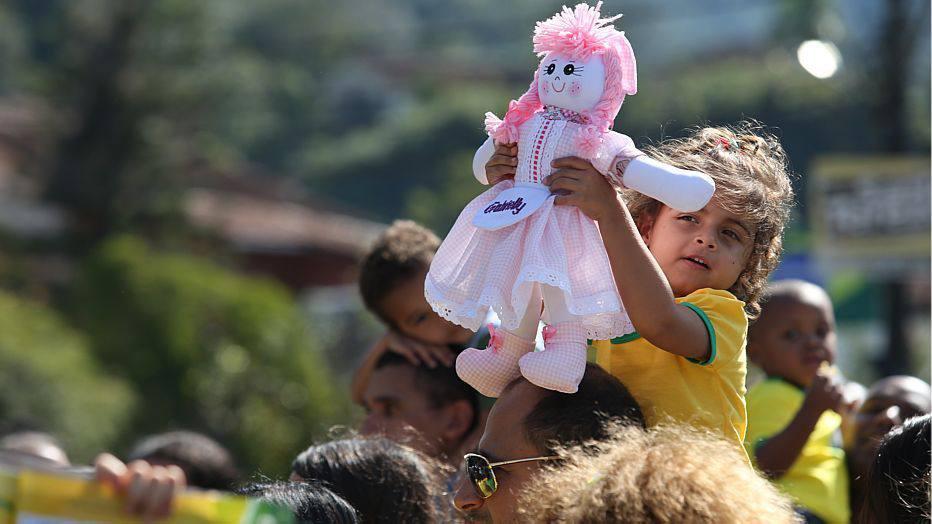 A Confederação Brasileira de Futebol (CBF) vetou o acesso do público ao centro de treinamento, ao contrário do que aconteceu em anos anteriores