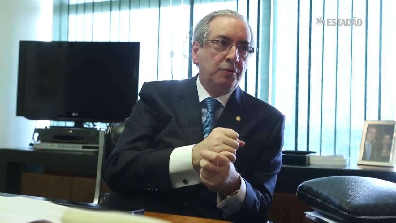 Cunha quer ser rápido na decisão sobre impeachment