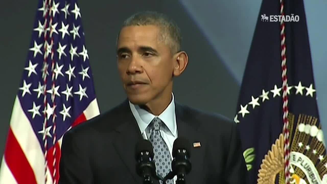 Obama elogia polícia