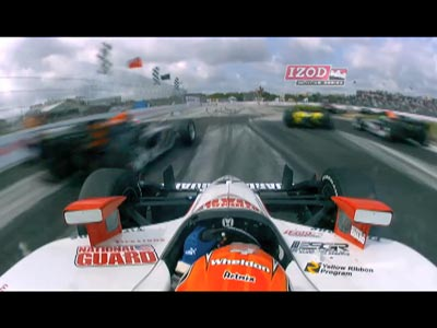 Will Power ganha a segunda seguida na F-Indy