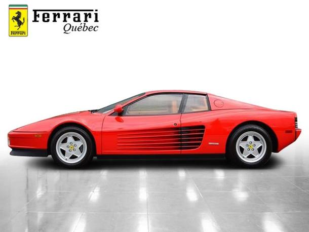 ferrari 1990 venda rodou apenas 276 km jornal do carro estad o. Black Bedroom Furniture Sets. Home Design Ideas