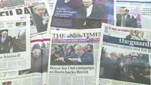 Prefeito de Londres apoia a saída da Grã-Bretanha da UE