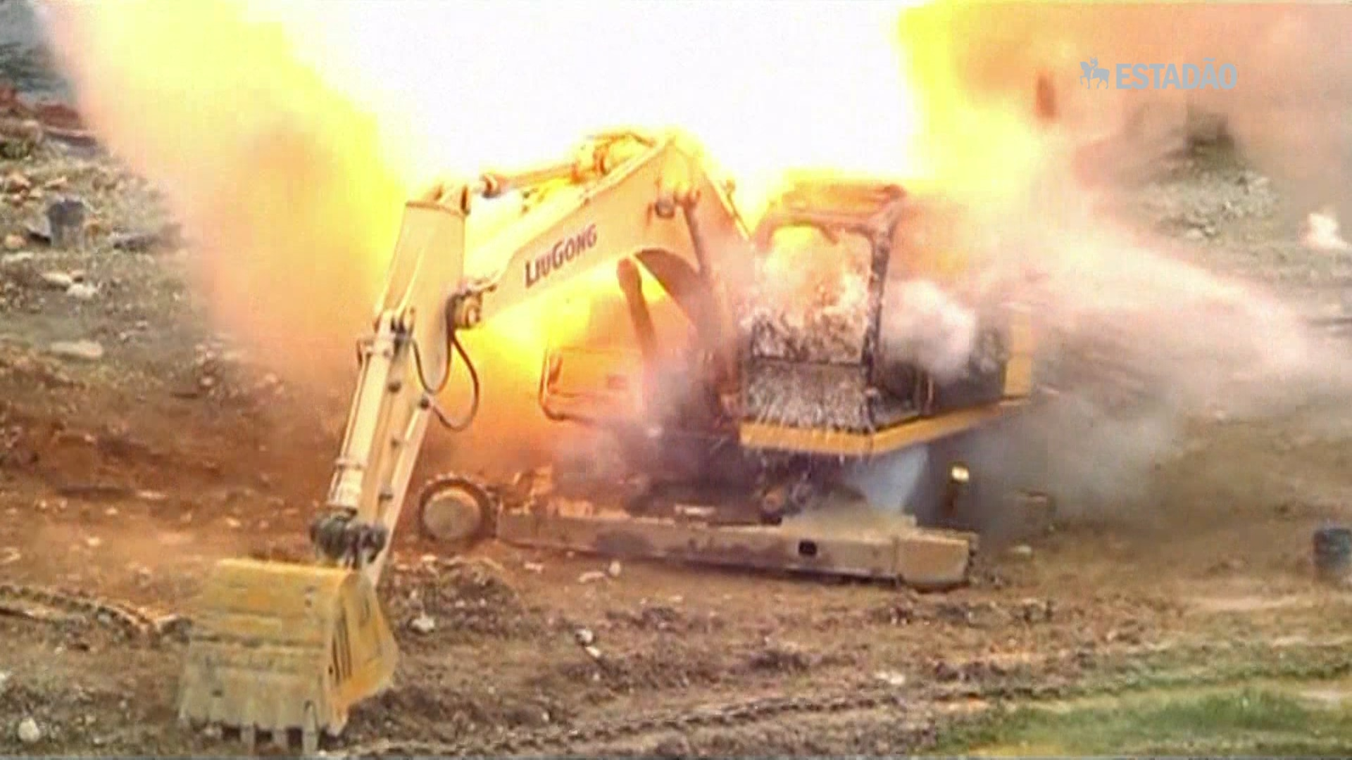 Destruídas minas de ouro da guerrilha ELN