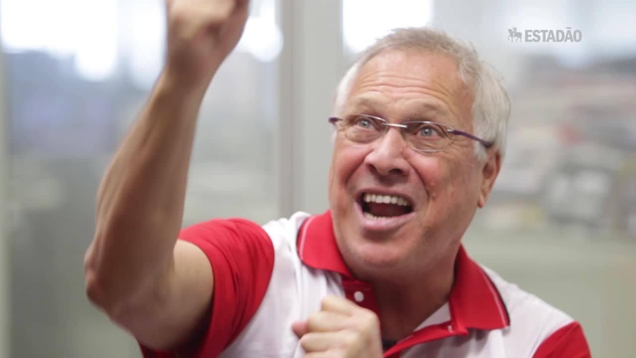 """""""Temos de ter a agressividade do carcará"""", diz Alberto Bial"""