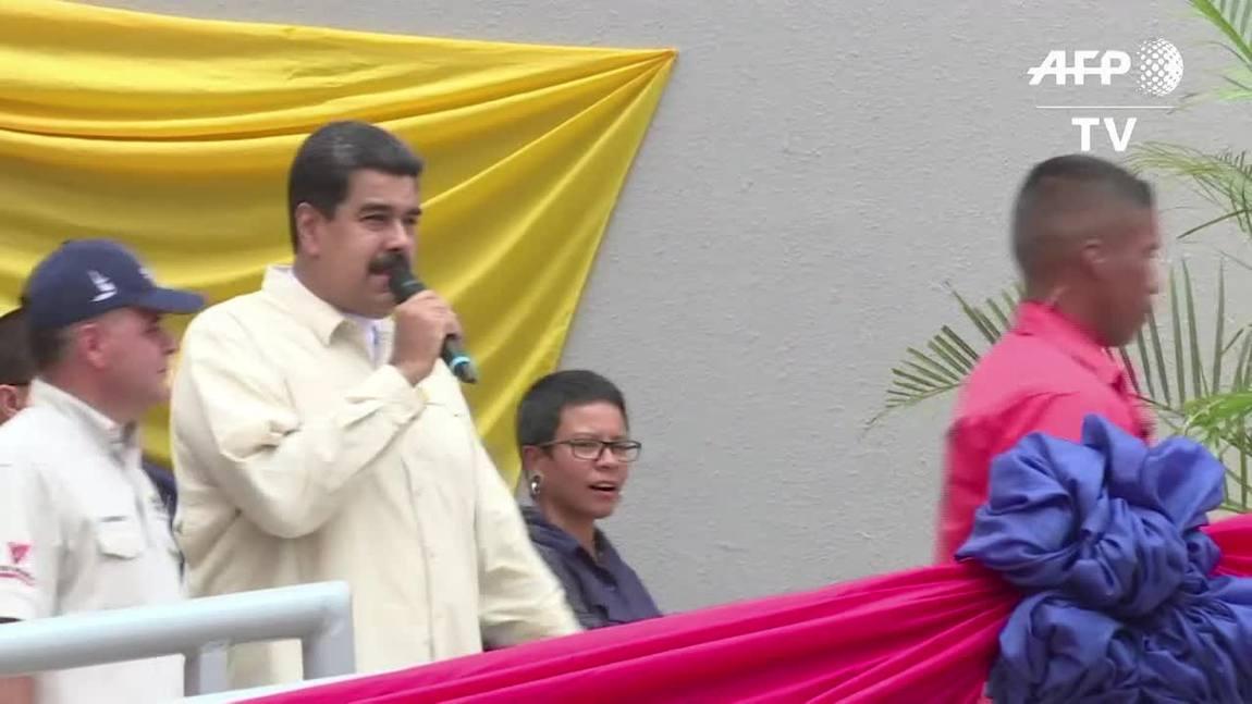 Maduro chama Capriles de 'assassino'