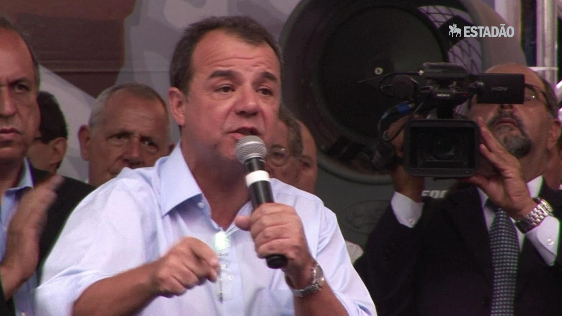 Sérgio Cabral é transferido para Bangu