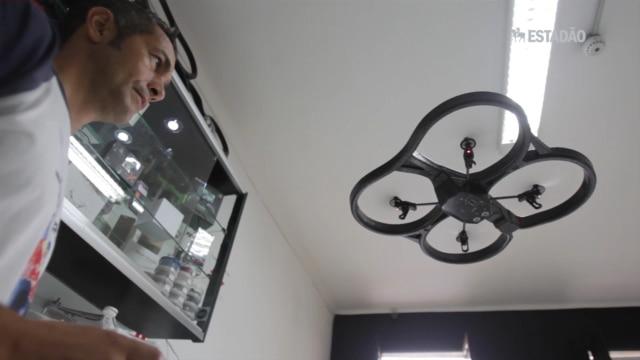 O seu próprio Drone
