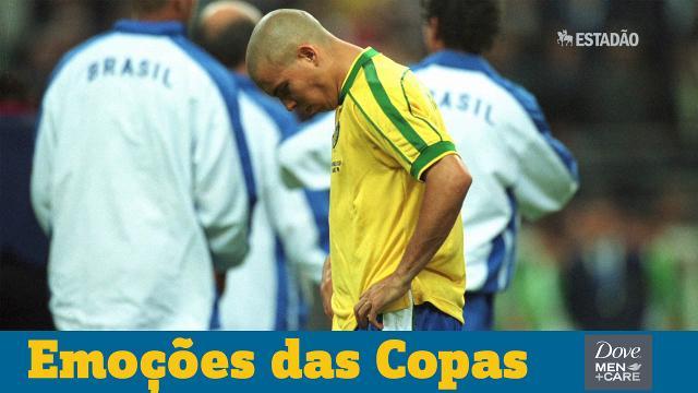 O que houve com Ronaldo?