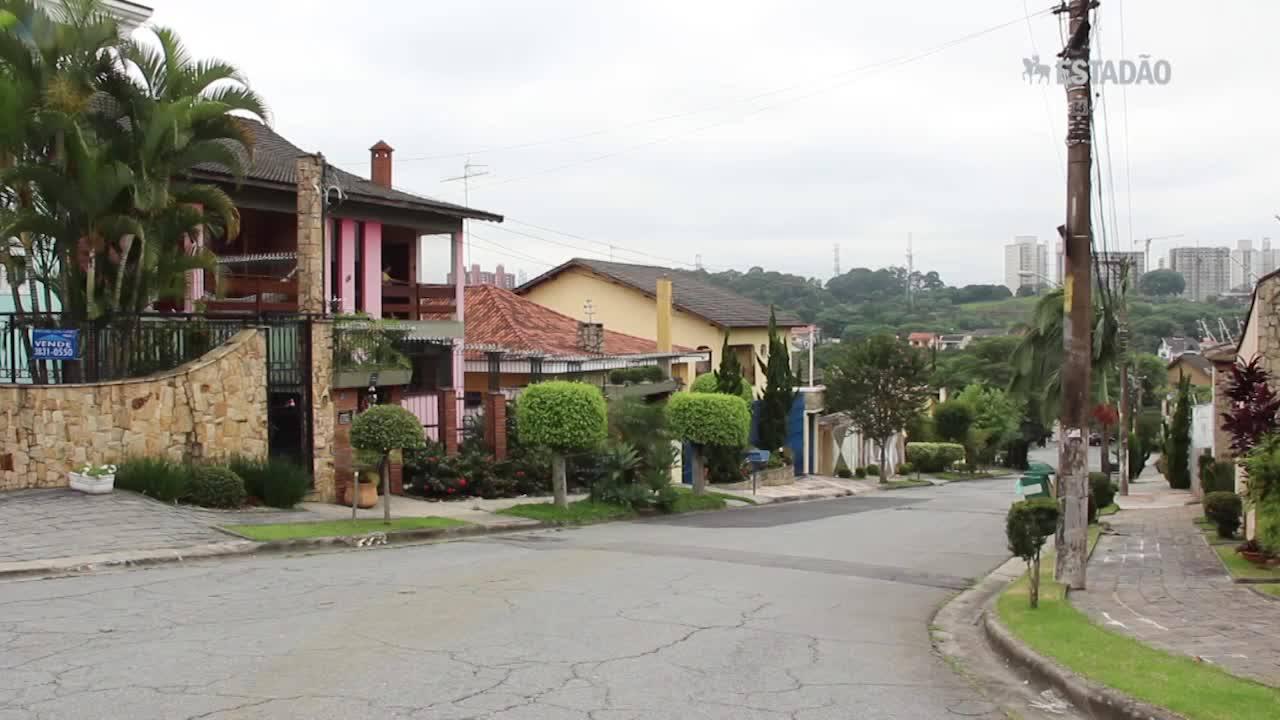 A tranquilidade do Parque São Domingos