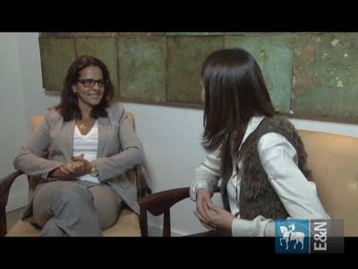 O cinema brasileiro faz sucesso no exterior, diz Adriana Dutra