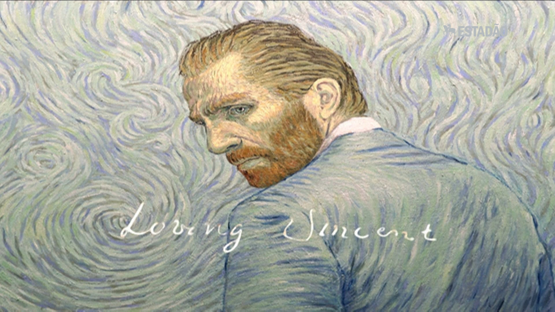 Filme sobre Van Gogh é feito com pinturas