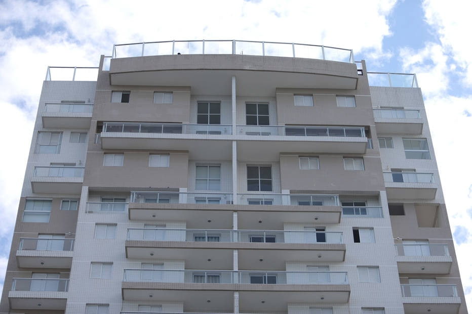 Triplex no Guarujá