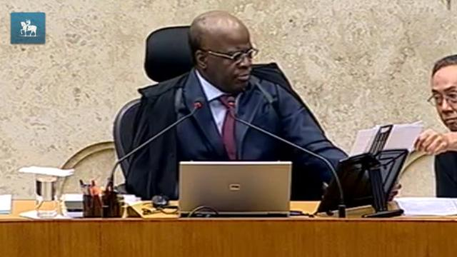 Barbosa estimulou debate entre ministros do Supremo