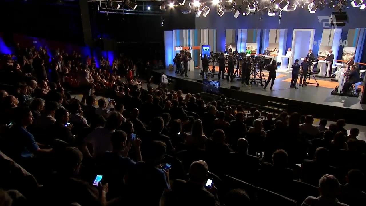 Debate: Prefeitura de São Paulo | Bloco 2