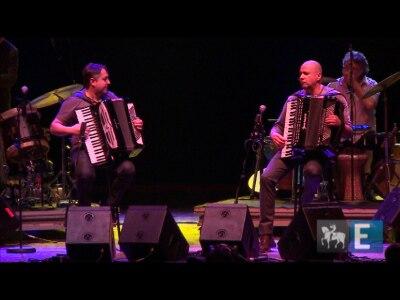 Veja trecho do show de Toninho Ferragutti e Bebê Kramer