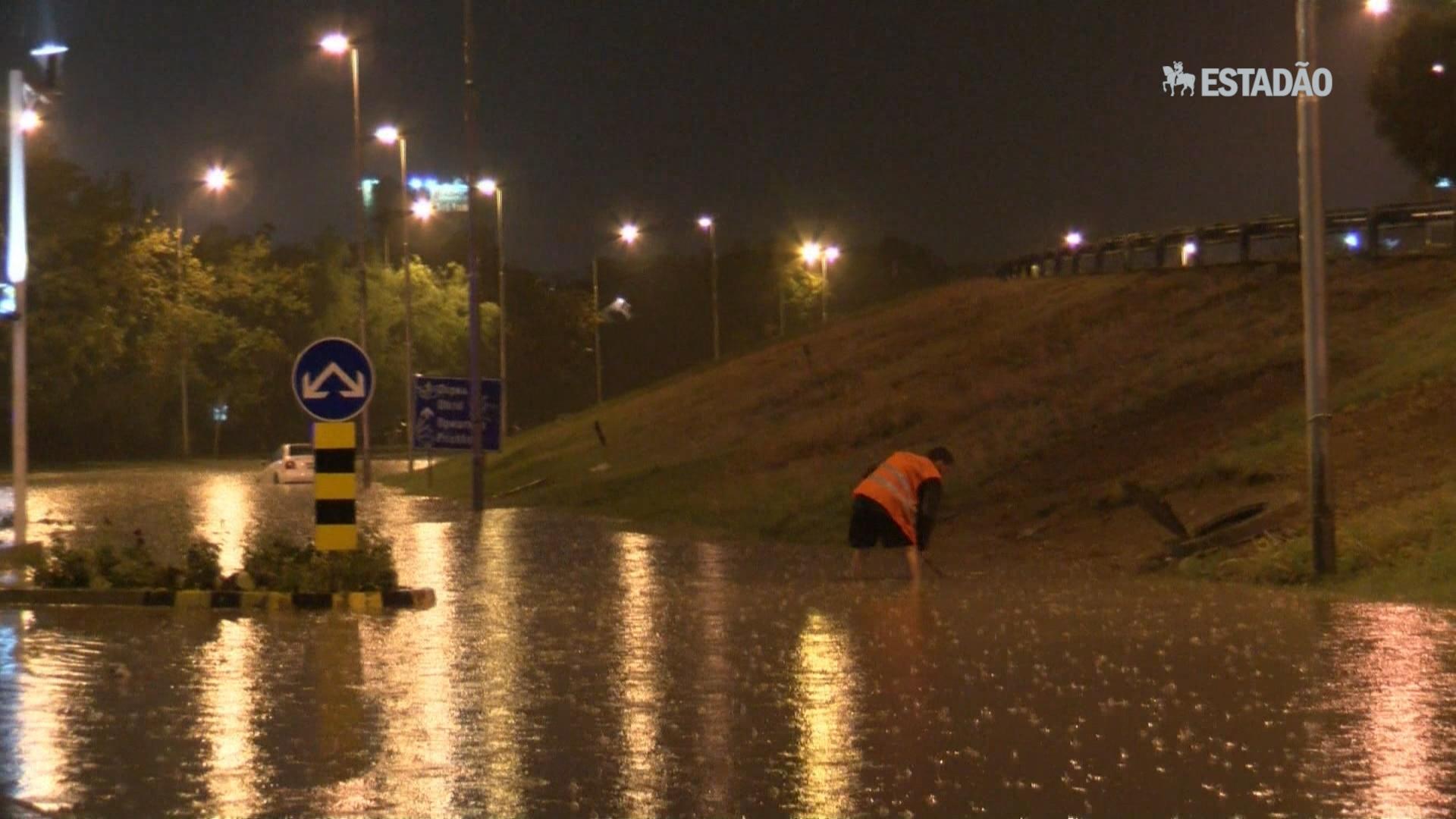 Tempestade deixa 20 mortos na Macedônia