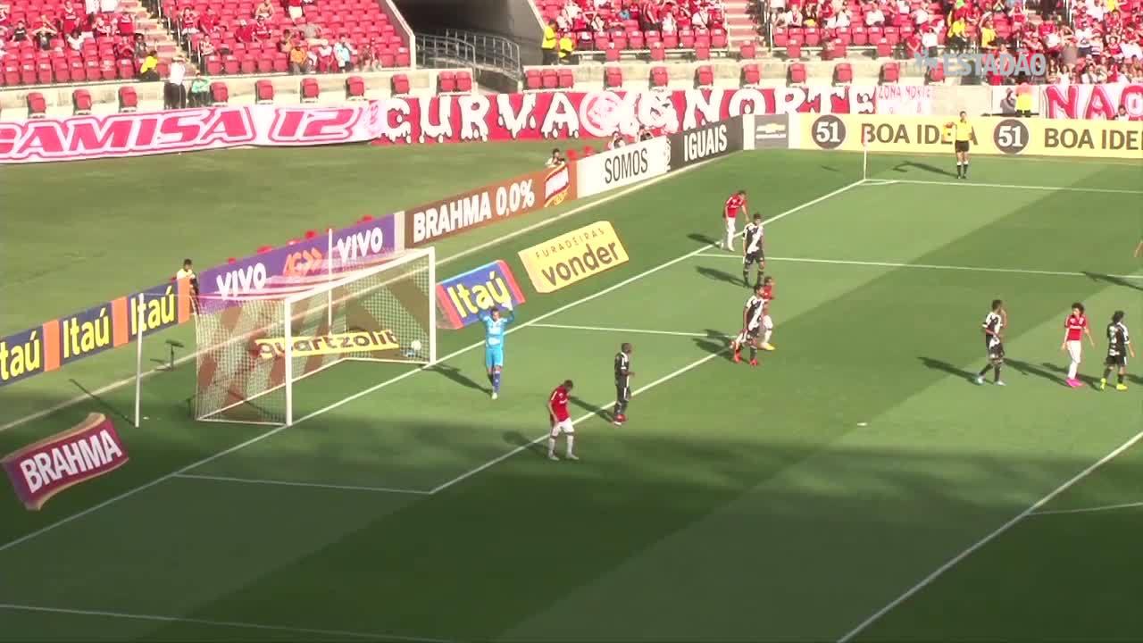 Inter bate Ponte Preta nos minutos finais