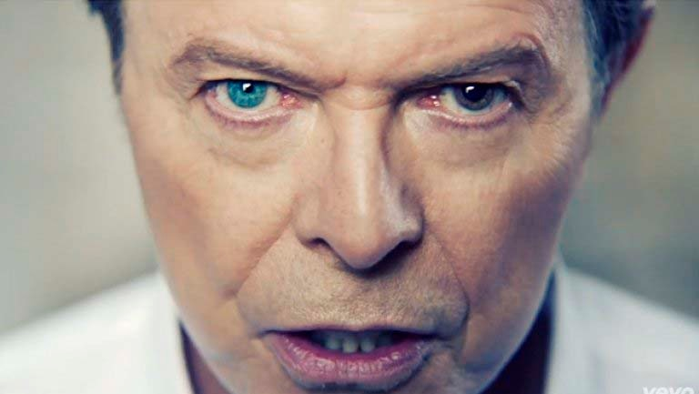 A influência de David Bowie nos videoclipes