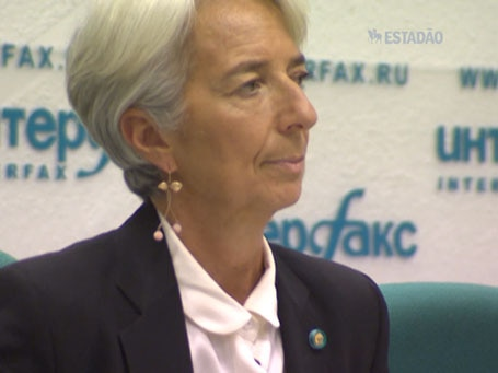 Top News: desaceleração da economia do Brasil supera o previsto, diz Lagarde