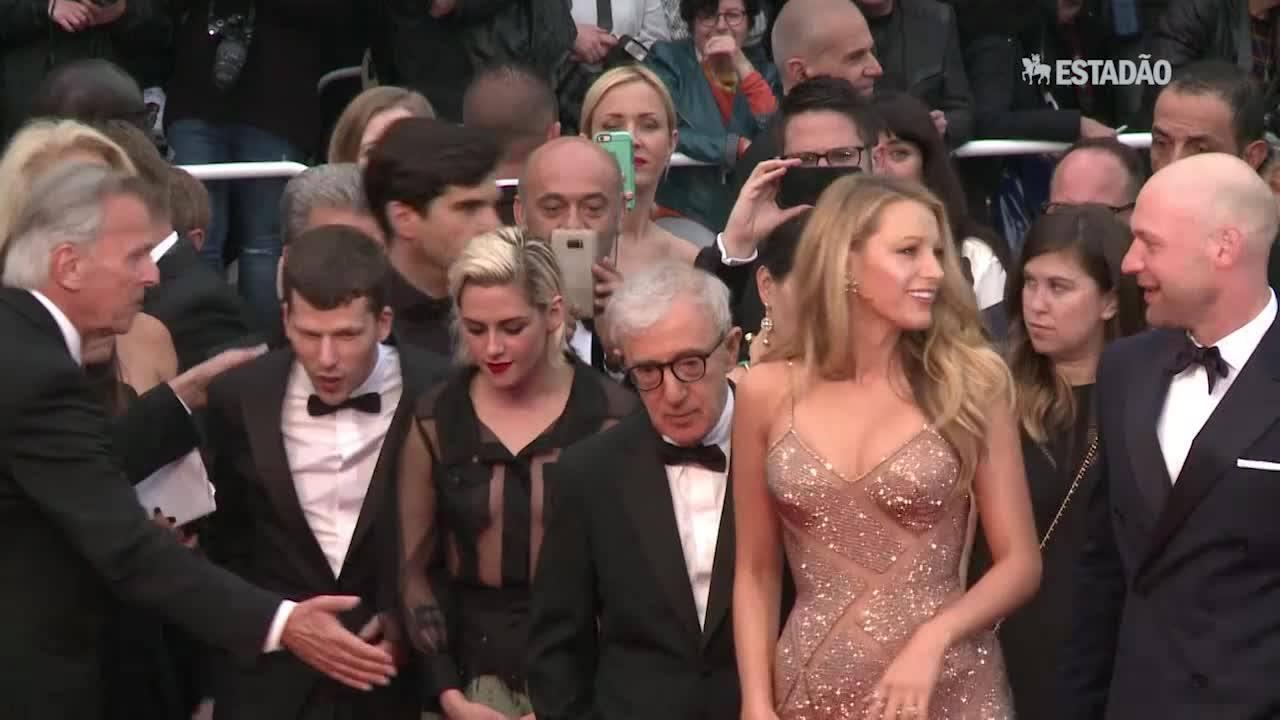 O charme na abertura de Cannes 2016