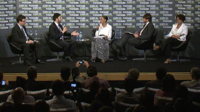 Marina ironiza Dilma em comparação com Collor e Jânio Quadros