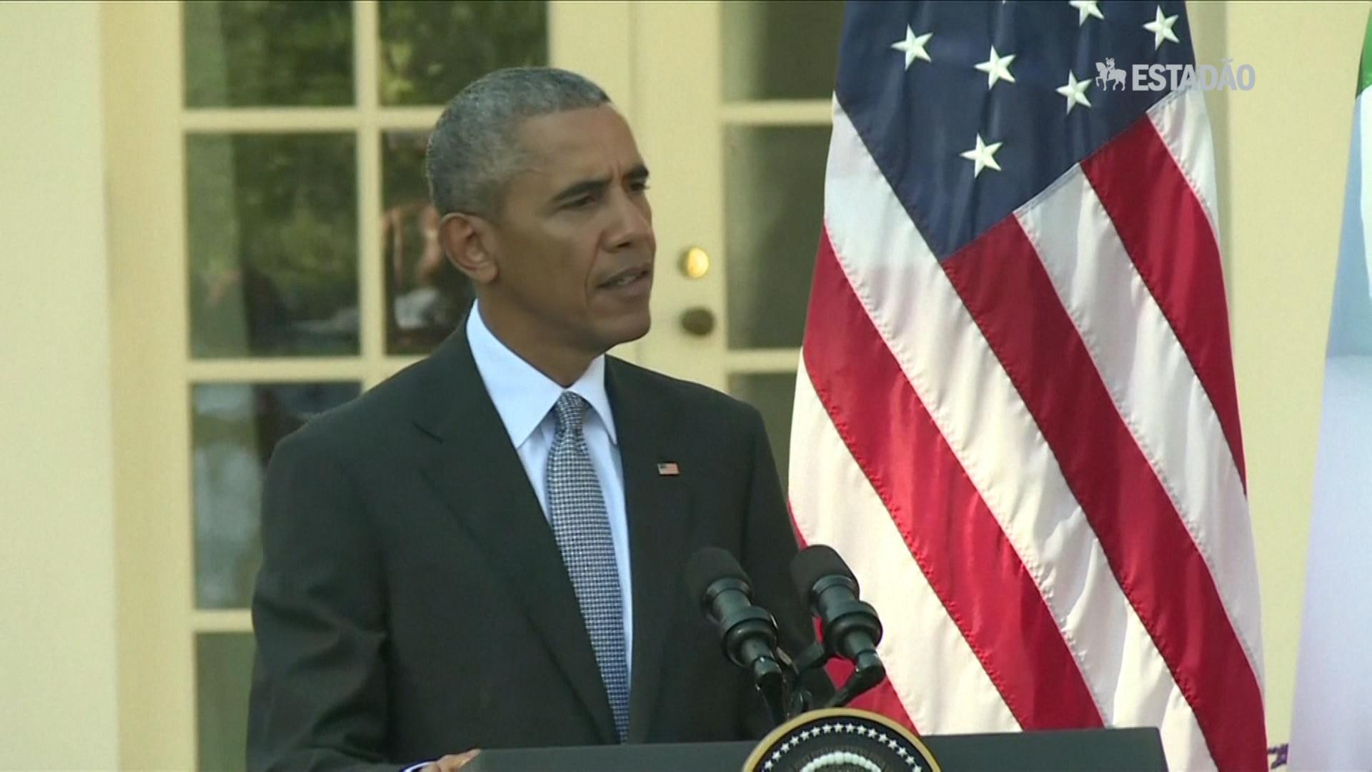 Obama alerta para batalha 'difícil' em Mossul