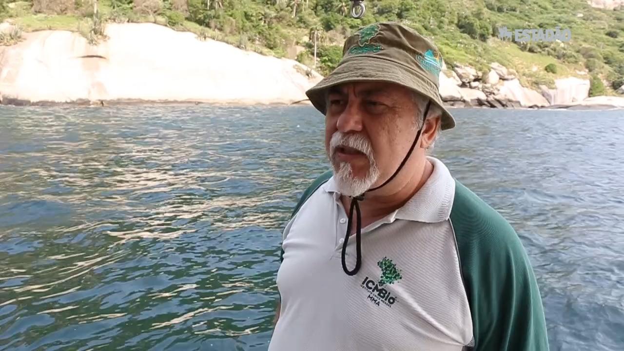 Alcatrazes: Depoimento de Rômulo Mello