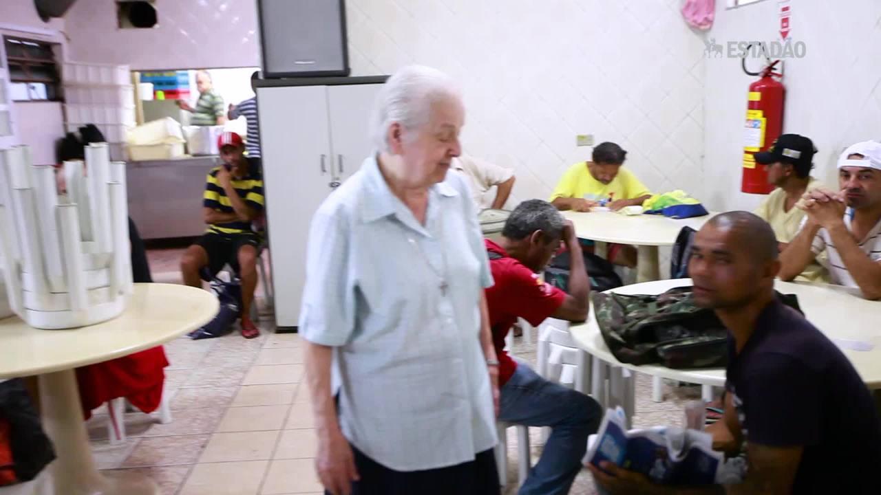 SP, a cidade que acolhe: Centro de Convivência São Vicente de Paulo