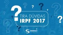 Tira Dúvidas IRPF 2017: Modelo Completo ou Simplificado?