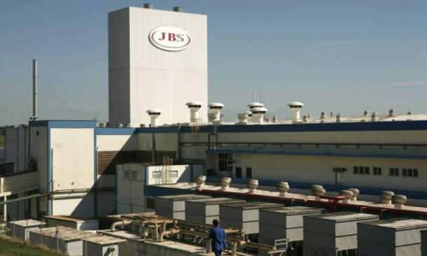 A JBS é uma das maiores processadoras de carne do mundo.Foto: Divulgação