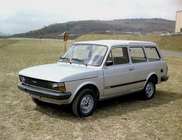 Fiat faz 40 anos de Brasil