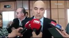 Edital para chamar aposentados sai terça, diz Moraes