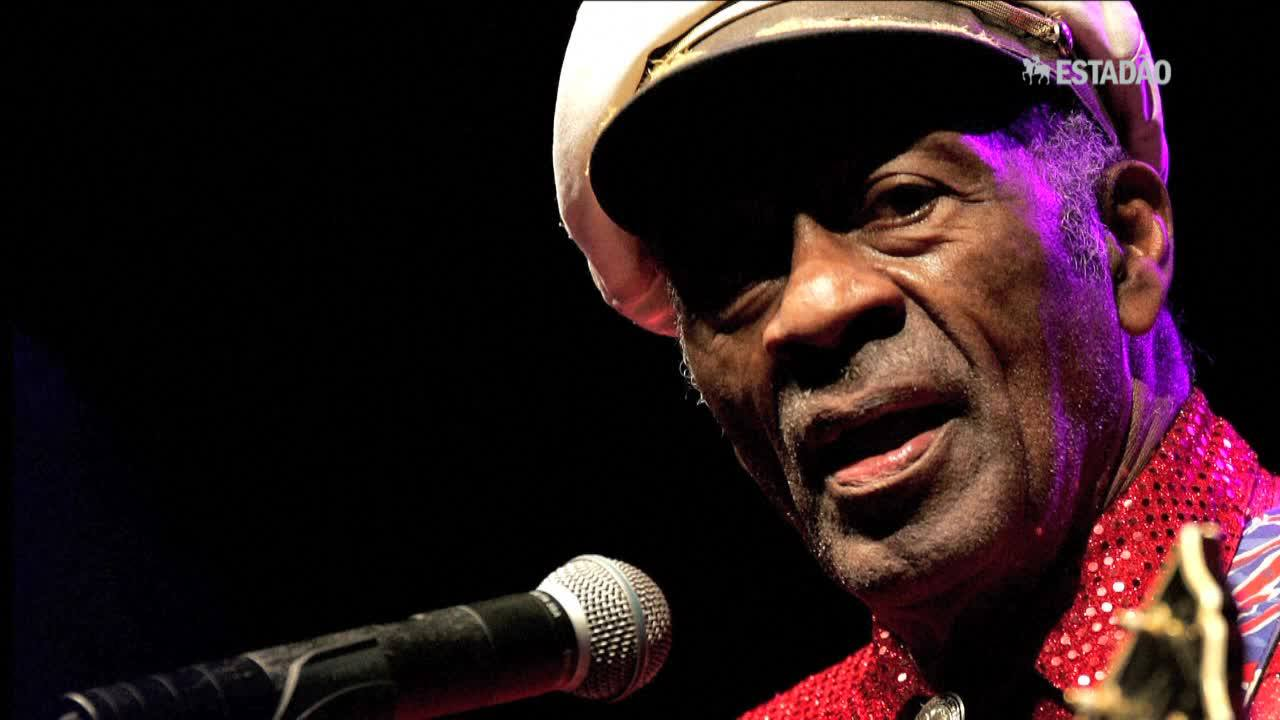 Pioneiro do rock n' roll Chuck Berry morre aos 90 anos