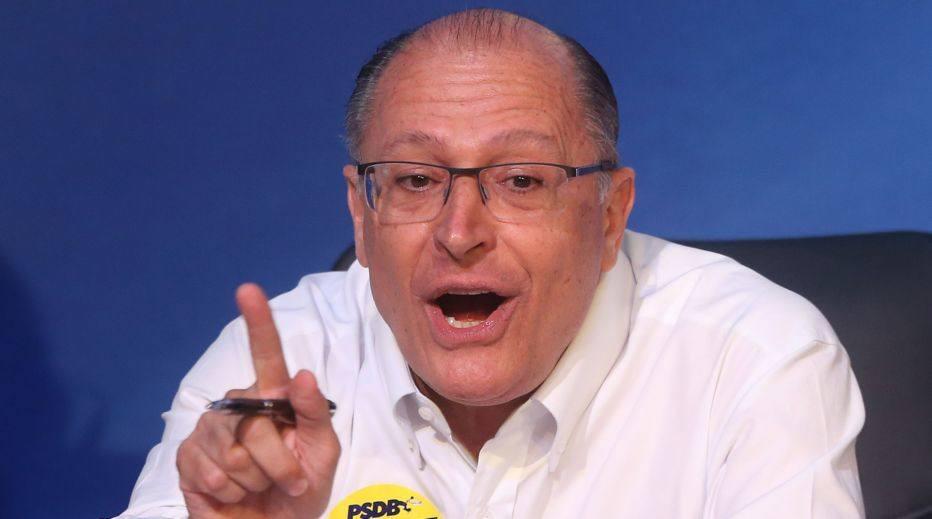 'Iniciada a campanha eleitoral, o Brasil verá nosso melhor desempenho', diz Alckmin