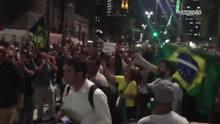 Protesto contra Lula em São Paulo interdita parte da Av. Paulista