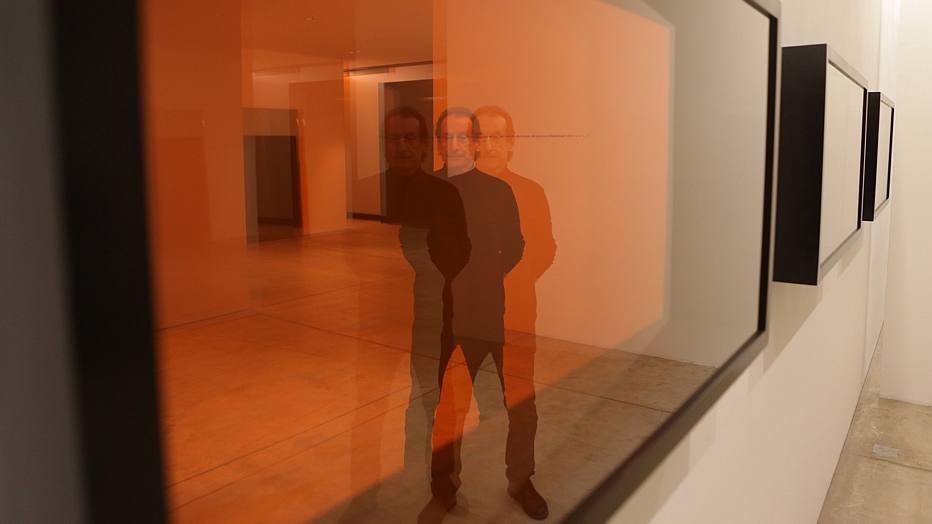 A mostra pode ser considerada uma instalação única onde todos os trabalhos apresentados se relacionam