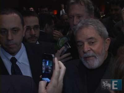 """""""Eu já vivi isso"""", diz Lula sobre Palocci"""