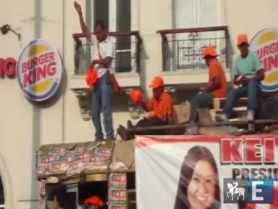 Eleições peruanas: a campanha de Keiko Fujimori