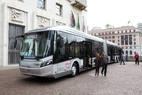 Ônibus articulados terão exclusividade para circular nos corredores da cidade