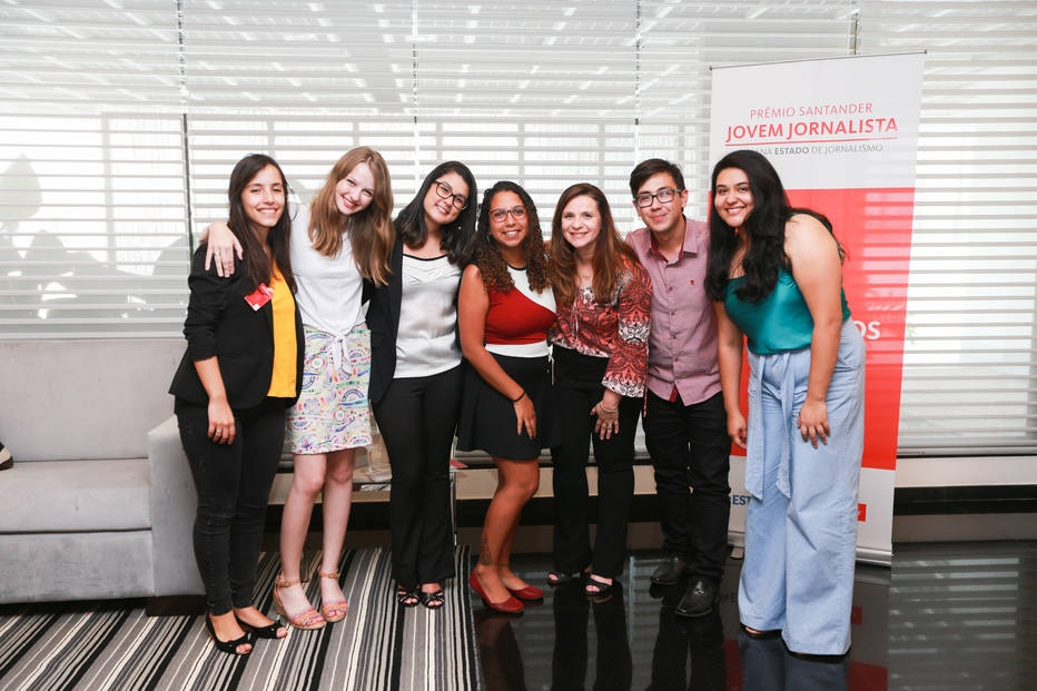 Aluna da UFRN ganha 12º Prêmio Santander Jovem Jornalista