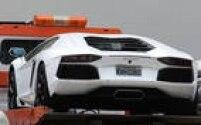 Lamborghini Aventador foi um dosseis carros do empresárioEike Batista apreendidos