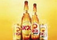 A Skol também é uma das marcas da Ambev