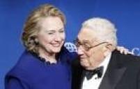 Em maio de 2013, se encontrou com o ex-secretário de Estado Henry Kissinger durante uma premiação no Atlantic Council, em Washington