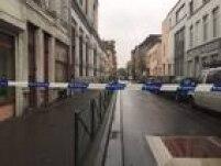 As inspeções nas residências dos acusados permitiram encontrar nitrato de amônio e balas de fuzis Kalashnikov