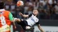Com dois gols de Marlone (um deles de voleio), o Corinthians reserva aplicou impiedosos 6 a 0 em cima do Cobresal na Arena