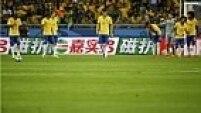 O Brasil encerra a busca pelo hexa da Copa do Mundo de forma vergonhosa. Na semifinal, a equipe foi goleada por 7 a 1 pela Alemanha.
