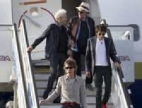 Com quase 54 anos de carreira, a banda Rolling Stones está pela primeira vez em Cuba, onde faz show nesta sexta, dia 25