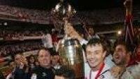 Em 2005, Lugano foi titular absoluto nas campanhas vitoriosas do Campeonato Paulista e da Copa Libertadores.