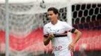 Ganso anotou o gol que acabou com o tabu de dez clássicos sem vitória do São Paulo: 1 a o no Palmeiras